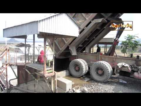 Stone Crusher Plant SAM Tomo Sumedang West Java Indonesia