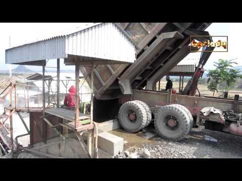 Stone Crusher Plant SAM Tomo Sumedang West Java Indonesia