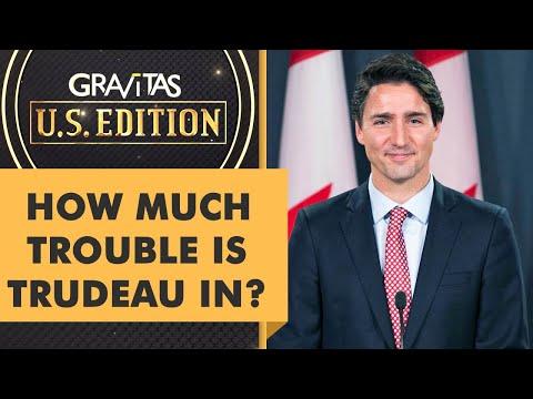 Gravitas US Edition: Canada votes: Trudeau's fate hangs in balance