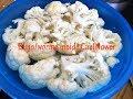 Bugs/worms inside Cauliflower Must watch