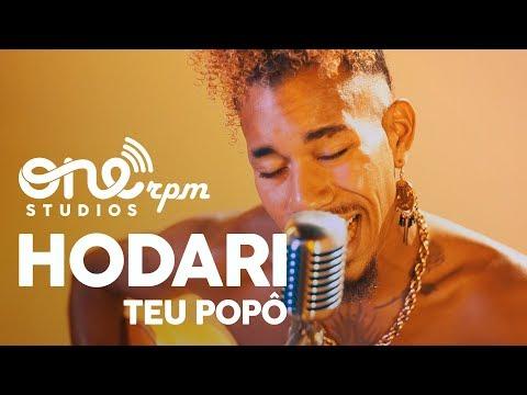 Hodari - Teu Popô - ONErpm Studio Sessions