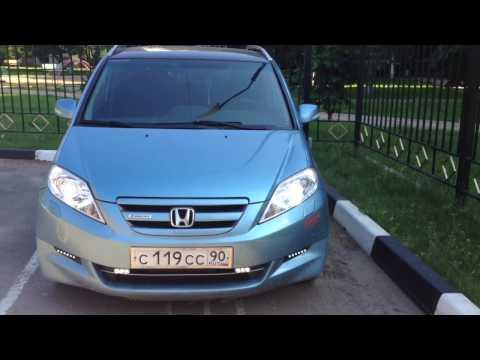 Honda FR-V тест-обзорчик