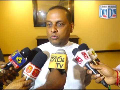 MP Mahinda Amaraweera