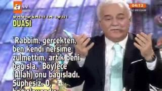 Nihat Hatipoğlu SAHUR DUASI 06/8/2012