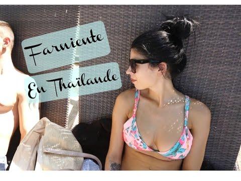 Vlog en Thaïlande #2: Découverte de l'Hotel + Marché de Phuket