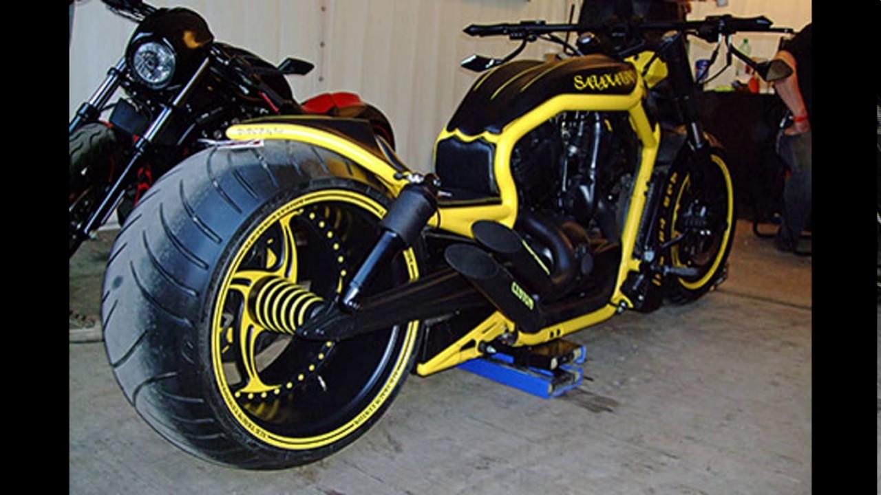 Harley Davidson V Rod Night Rod