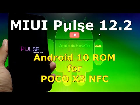 MIUI Pulse 12.2 for Poco X3 NFC (Surya) Rooting, Fix SafetyNet Api Error and Bypass SafetyNet