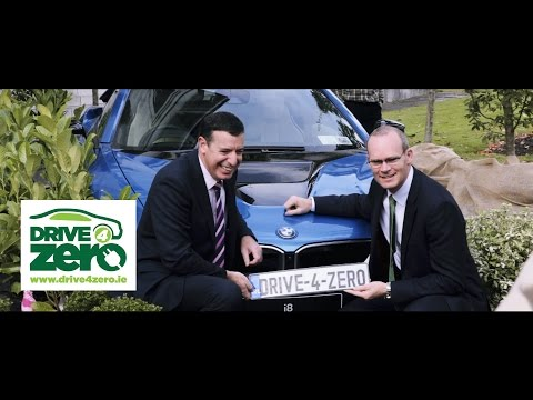 Simon Coveney - Cork Drive4Zero