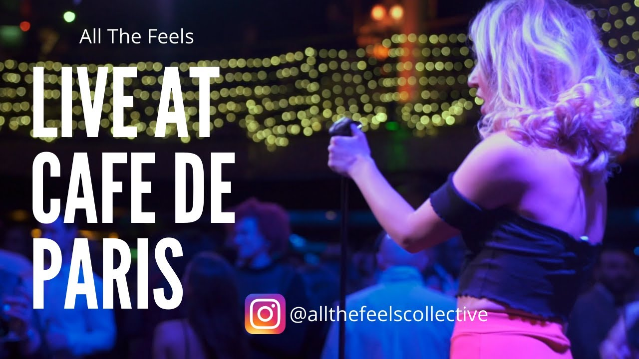 All The Feels Cafe de Paris