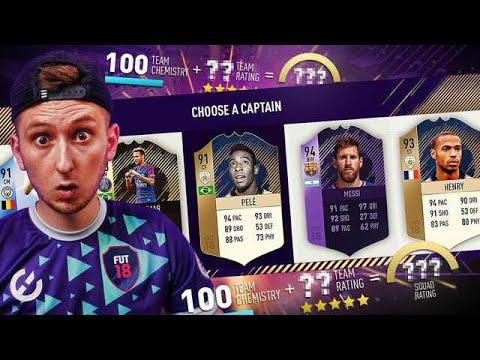 NAJLEPSZY MOŻLIWY DRAFT! – FIFA 18 CHALLENGE [#3]