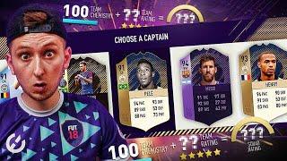 NAJLEPSZY MOŻLIWY DRAFT! - FIFA 18 CHALLENGE [#3]