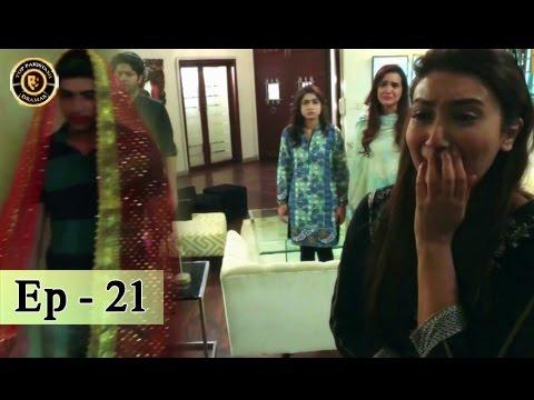 Khuda Mera Bhi Hai Ep 21 - 11th March 2017 - Top Pakistani Dramas