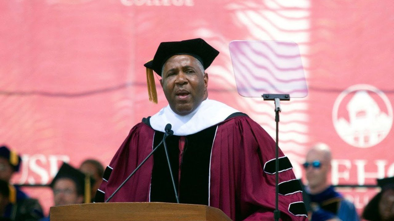 Billionaire Robert F Smith: Criminal charges after reparations demand