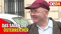 Gewalt-Eskalation bei Demos: Das sagen die Österreicher