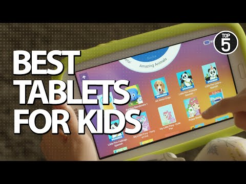 Best Tablets For Kids 2019