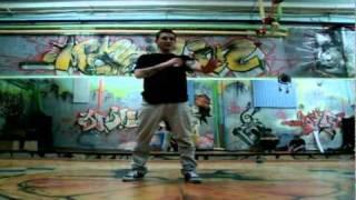 Видео уроки Power Move l твист с 1 руки