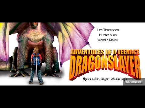 Adventures of a Teenage Dragon Slayer  Full Movie