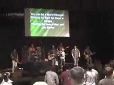 Better Late Than Never-World Changers Theme Song