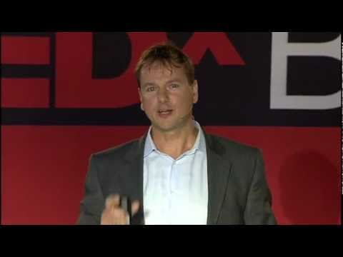 Working with the tides for clean energy: Allard van Hoeken at TEDxBinnenhof 2012