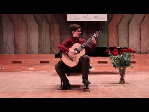 eMuse competition – Piotr Łabenda, guitar, 12