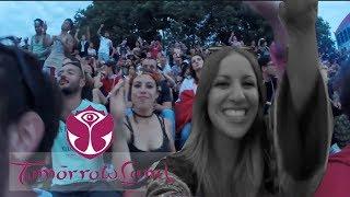 ENTRADA TOMORROWLAND 2017 UNBOXING en ESPAÑOL y VLOG en el FESTIVAL by PIN EIPOL