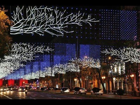 Christmas in Madrid (Spain) - 2016