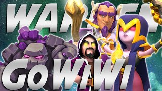 Clash Of Clans | TH11 3 STAR GOWIWI | TWO STRATEGIES TO WIN