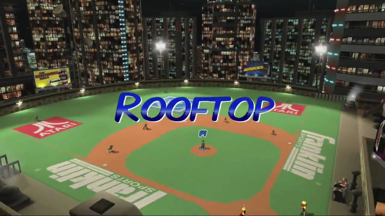 Backyard Sports: Sandlot Sluggers (PC X360 Wii DS)   Fields Trailer