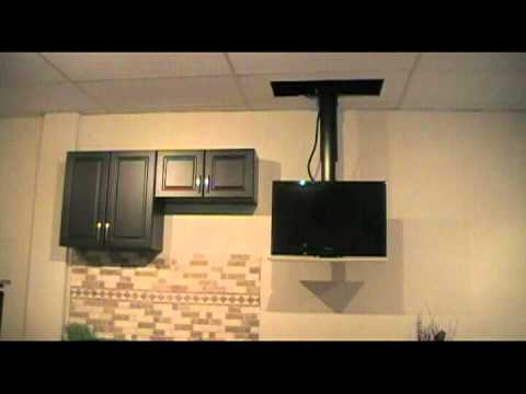 Attic Drop Down Tv Lift By Activated Decor Youtube