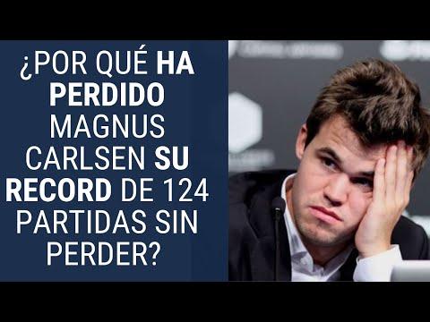 ¿Por qué ha perdido Magnus Carlsen contra Duda su récord de 124 partidas sin perder?