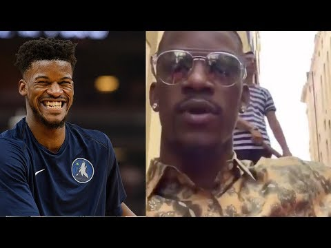 """Jimmy Butler Shows Off His New """"Bae"""" While On Romantic Italian Vacation"""