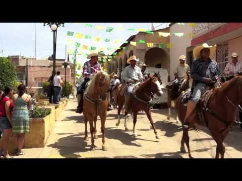 Fiesta De San Jose De La Paz Jalisco 2012 Primera Parte