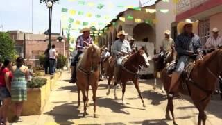 Fiesta de San Jose de la Paz Jalisco 2012 (primera parte)