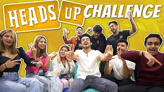 HEADS UP CHALLENGE | DAMNFAM |