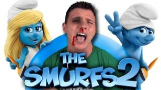 THE SMURFS 2 - Movie Review