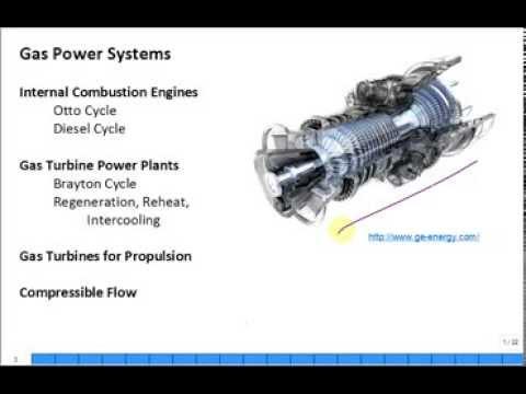 ME4293 Gas Power 3 Fall2014