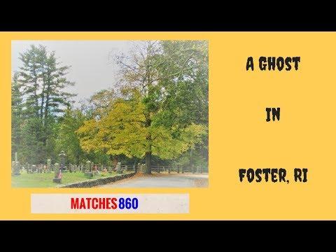 A Ghost In Foster, RI