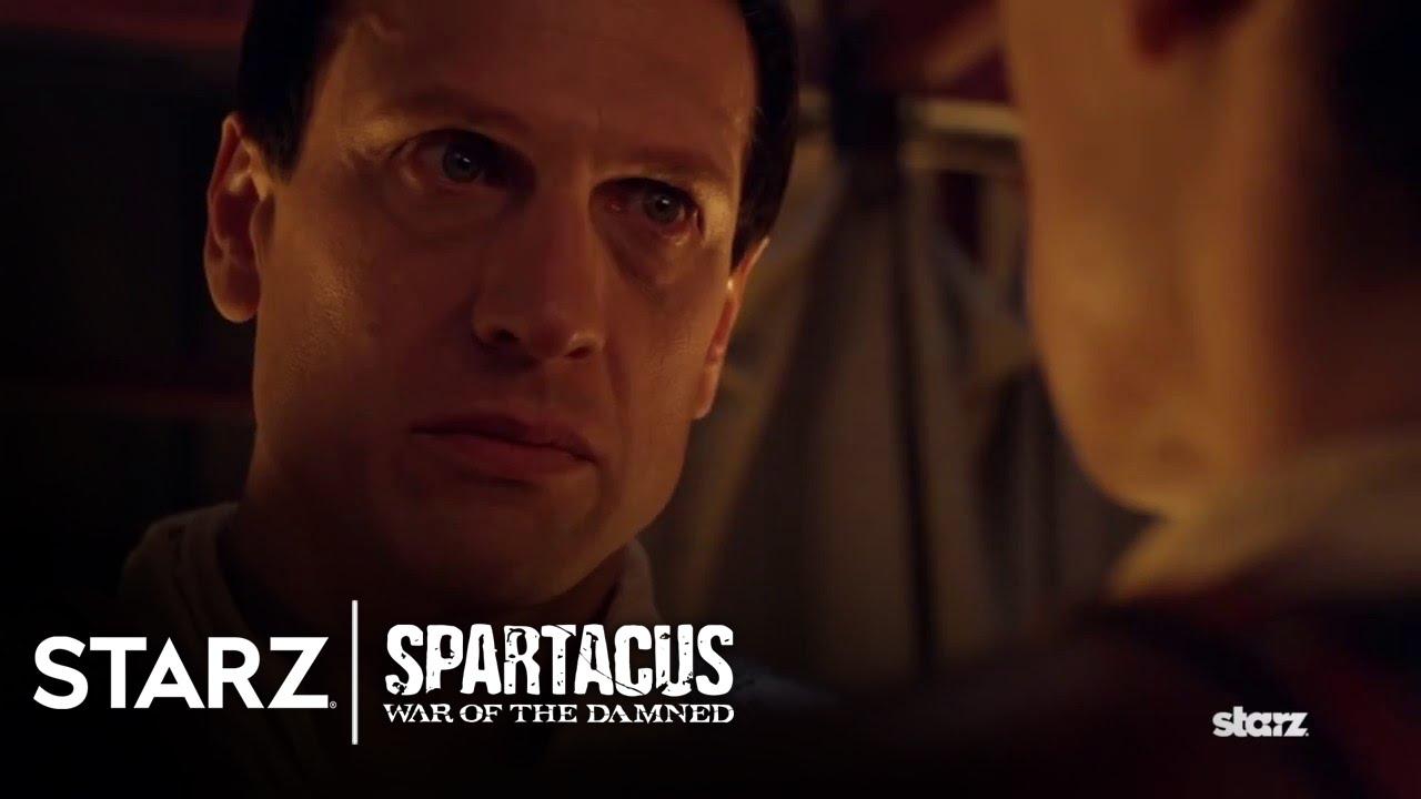 spartacus season 2 episode 4 cast
