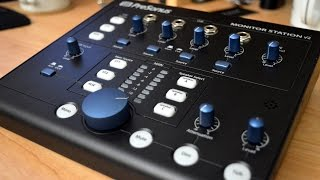 preSonus Monitor Station V2 Review