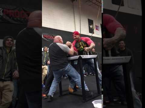 Kenn Hoban vs Mike Ayello