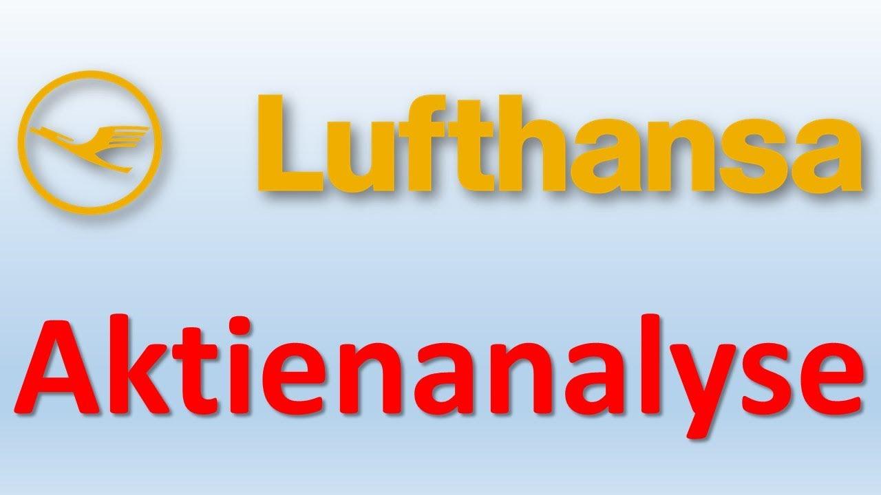 Lufthansa Aktie Analyse 2020 Aktienanalyse Der Deutschen Lufthansa Im Crash Youtube