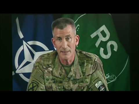 NATO News: Army Gen. John Nicholson Updates Reporters On Operations In Afghanistan. (July 28, 2016).