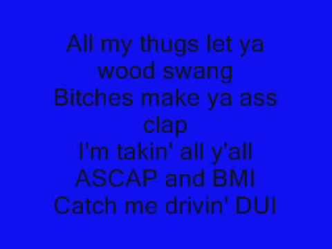 Lil' Jon Bia Bia(lyrics)