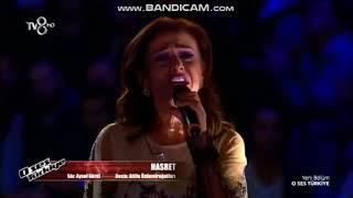 O Ses Türkiye Yıldız Tilbe -  (hasret) Sezen Aksu