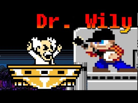 Mega Man 2 Cover ★ Dr. Wily Theme cover by @banjoguyollie #megaman