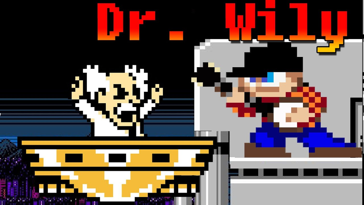 Mega Man 2 Cover ★ Dr  Wily Theme cover by @banjoguyollie #megaman