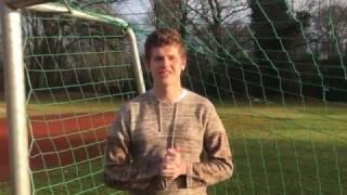 Gehörloser bfv-Schiedsrichter David Schiffmacher stellt sich vor
