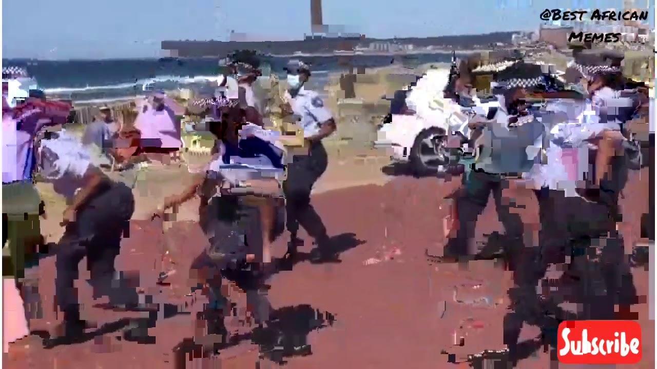 METRO POLICE DO THE JERUSALEMA DANCE CHALLENGE ⚫ JERUSALEM DANCE CHALLENGE ? ⚫ IN SOUTH AFRICA ??