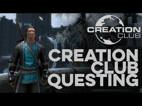 Creation Club Mods - Skyrim Special Edition (PS4) - Hariox Blog