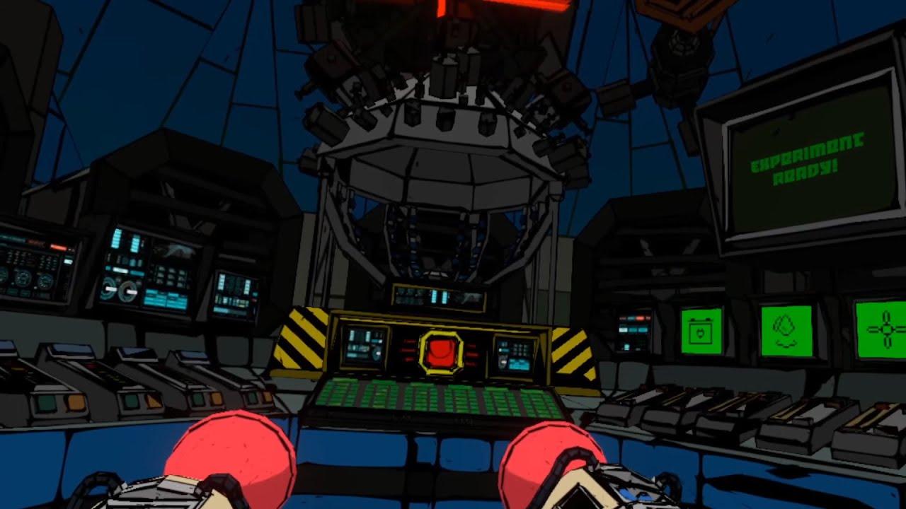 Yupitergrad - Announcement Trailer [PC VR] - YouTube